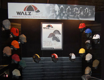 Walz Caps Tradeshow and Product Catalog